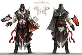 which of the main assassin u0027s have the best robes assassin u0027s