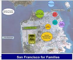 san francisco map for tourist idea map 107 san francisco for visitors idea mapping