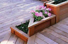 Redwood Planter Boxes by Redwood Planters Thinking Outside The Box Mendocino Forest Products