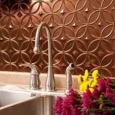 interior fasade in x in rings pvc decorative backsplash panel in