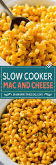 slow cooker mac and cheese dinner at the zoo