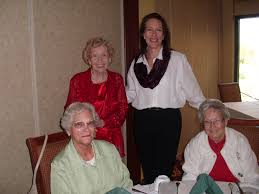 Ruth Fernandez Annual Christmas Luncheon Estero Historical Society