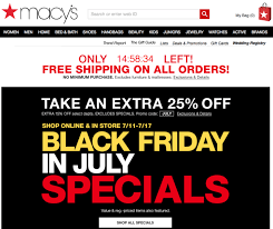 black friday in july the on prime day see how competitors are piggybacking on amazon u0027s success