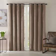 Blackout Curtains For Bedroom Modern Blackout Curtains Drapes Allmodern