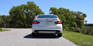nissan altima 2 door sport road test review 2016 nissan altima sl by tim esterdahl