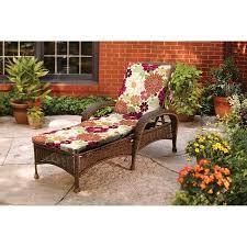 Azalea Ridge Patio Furniture Replacement Cushions Better Homes And Gardens Azalea Ridge Chaise Cushion Sorbet