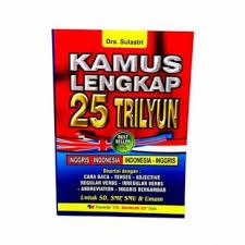 Kamus Bahasa Inggris Grosir Buku Kamus Bahasa Inggris Indonesia Lengkap 25 Trilyun