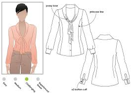 blouse sewing patterns blouse style arc