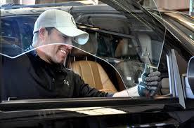 car door glass replacement installed front door glass passenger side cadillac deville 2 door