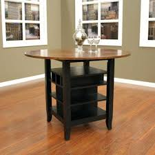 breakfast table with storage awesome impressive ideas dining table with storage unusual