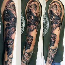 100 star wars tattoos for men masculine ink design ideas
