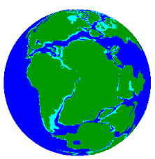 space science evidence continental drift