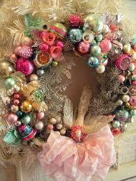 vintage christmas dishfunctional designs vintage christmas ornament wreaths