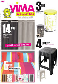 vima canapé catalogue vima offres 5 aout 2015 catalogue az