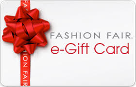 buy e gift card fashion fair egift card