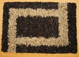 Safavieh Leather Shag Rug Rugs Unique Leather Shag Rug For Your Interior Floor Decor