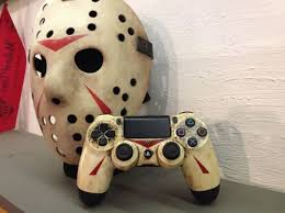 jason voorhees coffee table friday the 13th ps4 controller neatorama