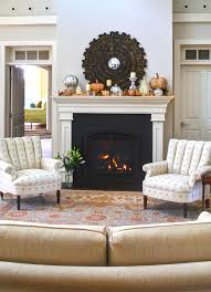interior design ideas living room with fireplace best and pics61