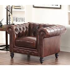 Tan Leather Accent Chair Brown Accent Chairs Light U0026 Dark Brown Tan Chocolate Etc