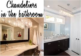 bathroom chandelier lighting with small chandeliers for bathroom