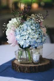 hydrangea centerpiece blue hydrangea centerpiece ideas hydrangea wedding centerpieces