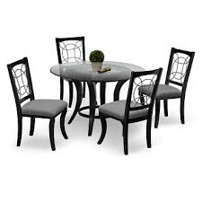 value city dining room furniture pasadena dining room 5 pc dinette furniture com 379 95 stuff