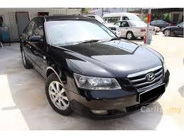 2007 black hyundai sonata hyundai sonata 2007 2 4 in kuala lumpur automatic sedan black for