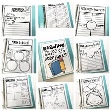 10 reading response ideas step into 2nd grade