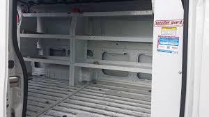 Cargo Van Shelves by Cargo Van Shelving Film At Eleven