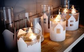 Cylinder Floating Candle Vase Set Of 3 3 Doable Holiday Lighting Tricks