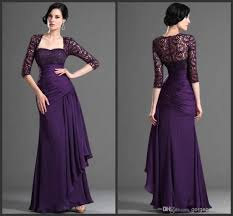 2014 long sleeve lace mother of the bride dresses with jacket