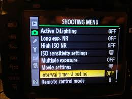 how to setup hdr timelapse for nikon d7000 youtube