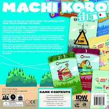 amazon com machi koro cards toys u0026 games