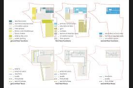 floor plan for child care center mfa matteo facchinelli architects