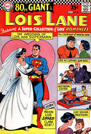 superman the wedding album for lois july 2010