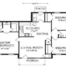 simple houseplans 2 bedroom house simple plan two bedroom house plans designs small