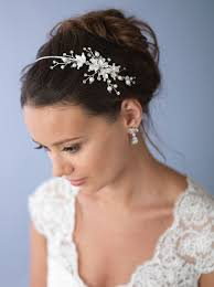 wedding headbands lila pearl headband shop bridal headpieces usabride