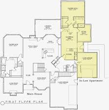 house plans with inlaw suite simple house plan design 6 bedroom house plans with inlaw suite