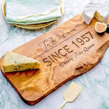 personalized cheese boards wooden chopping cheese board