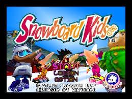 kids usa snowboard kids usa rom n64 roms emuparadise