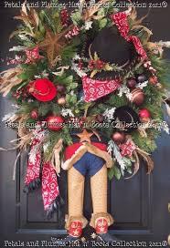 Cowboy Christmas Decorating Ideas 108 Best Country Cowboy Christmas Images On Pinterest La La La