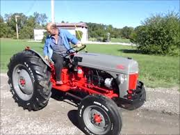 1948 ford 8n tractor for sale sold at auction november 19 2014