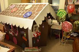 gingerbread house cardboard 45degreesdesign com