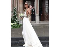 wedding dresses ireland aoife cogan s wedding dress whatshewears ie