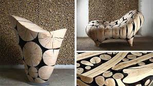 Log Vases 40 Diy Log Ideas Take Rustic Decor To Your Home Amazing Diy