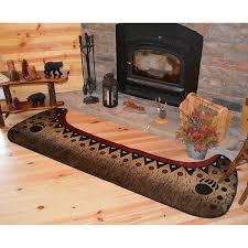 etowah canoe lodge rug runner