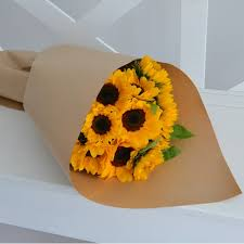 sunflower bouquet sunflower bouquet auckland wide delivery devonport flowers