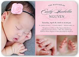 layout design for christening wonderful creation baptism invitation cards template designing