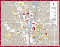 Map Of Northwest Ohio by Map Of Connected Buildings On Campus Osu