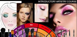 Make Up Classes For Beginners Introductory Artistry Online Makeup Classrpm Online Makeup Academy